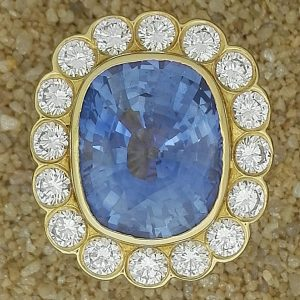 BCL Gemstyle ring/2/Sapphire
