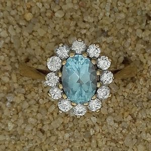 BCL Gemstyle ring/33