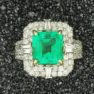 BCL Gemstyle ring/5